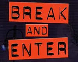 Break and Enter logo